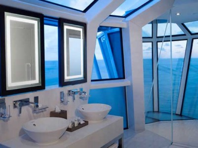 New suite class experience from Celebrity Cruises