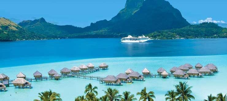 Peaks & Atolls Of French Polynesia