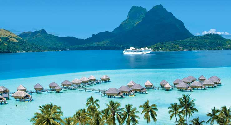 Luxury Holiday French Polynesia