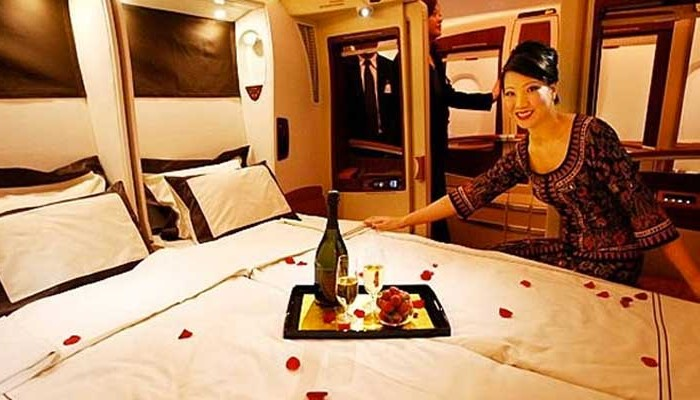 SINGAPORE AIRLINES HAVE RELEASED THEIR A380 SUITE FARES