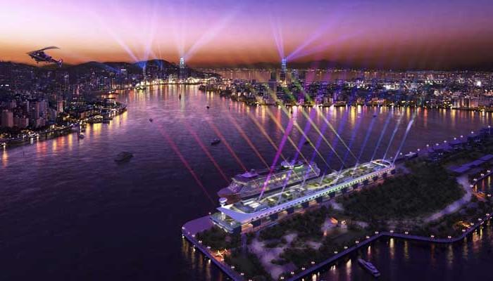 Sail To Hong Kong With Crystal Cruises