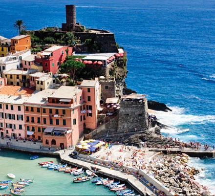 cinque terre luxury escape - Walk The Cinque Terre With Sally Feinerman