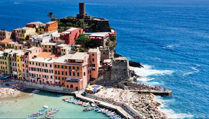 cinque terre luxury escape - Walk The Cinque Terre With Sally Feinerman