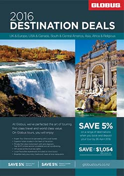 2016 Destination Deals