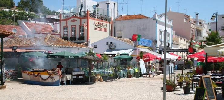Holidaying in Portugal Algarve Coast