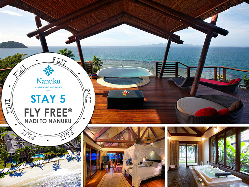 Fiji Holiday Deals - Nanuku Resort