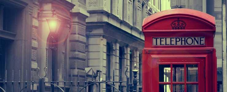 flights to europe - london