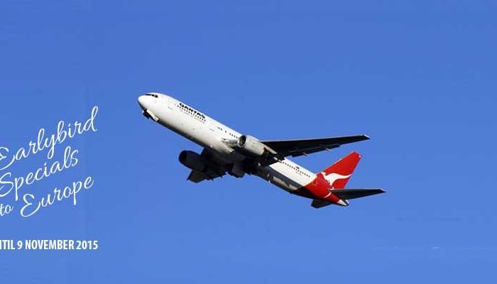 cheap flights to europe quantus