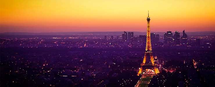 flights to europe - paris