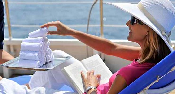 Solo Cruise Crystal Cruises Offer Small Window Only - Solo cruises