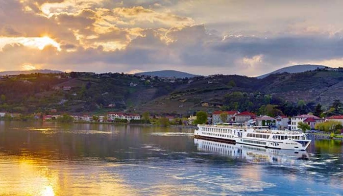luxury river cruising