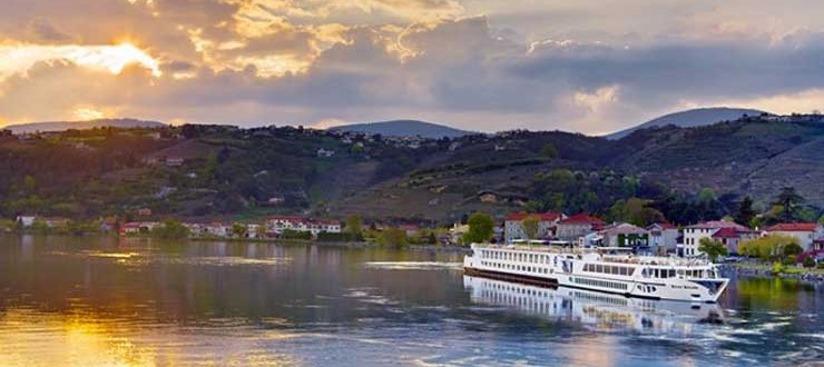 luxury river cruising