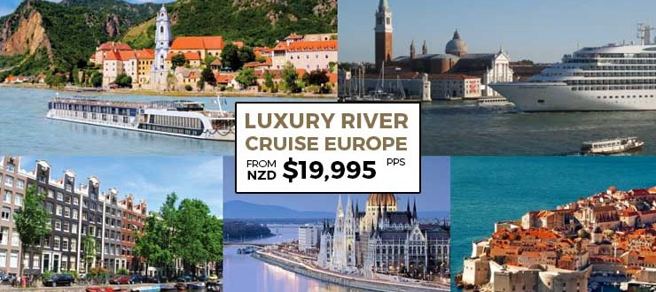 river cruises europe