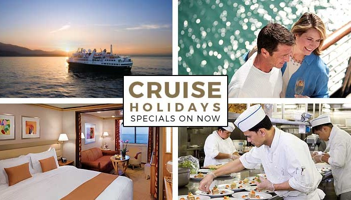 Cruise Holidays current specials