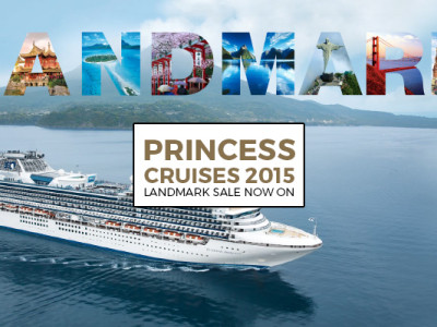 Princess Cruises 2015