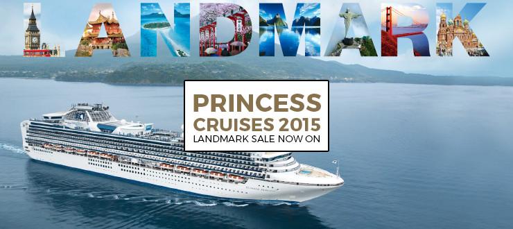 Princess Cruises 2015