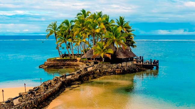 Fiji kids holiday