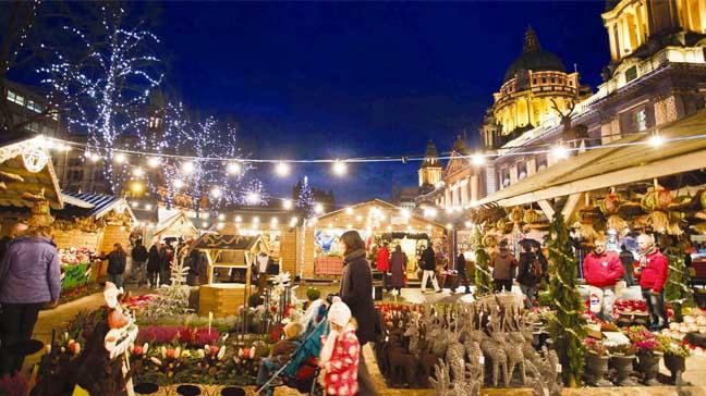World Travel Europe Christmas Markets