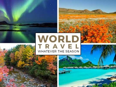 World Travel whatever the season