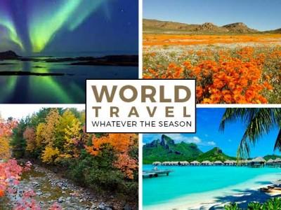 World Travel whatever the season