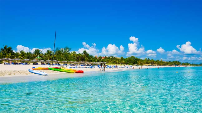 best time to visit cuba beaches