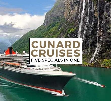 Cunard Cruises Special