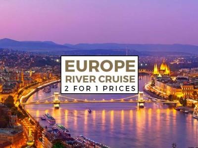 Europe River Cruise