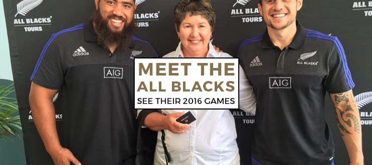 All Blacks In Action