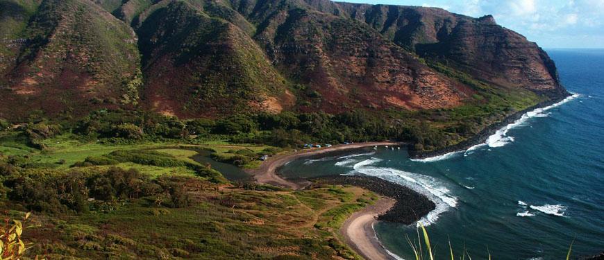 Molokai Hawaii Vacation